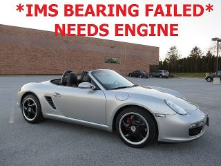 Only 27k miles and IMS fail!?