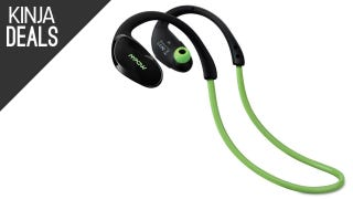 These $25 Bluetooth Earbuds Won't Fall Out of Your Ears