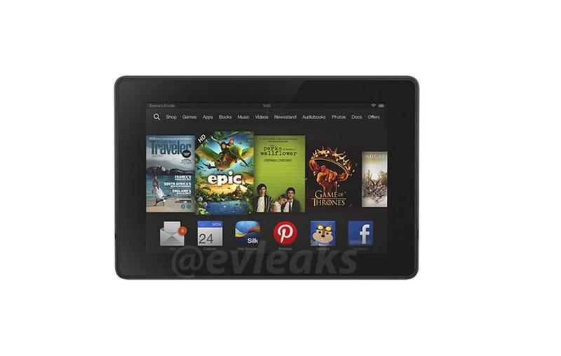 Illustration for article titled Nuevas imágenes lo confirman: se acerca un nuevo Kindle