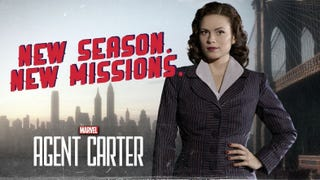 Illustration for article titled Agent Carter S2E1 Megathread: Lady of the Lakers Edition