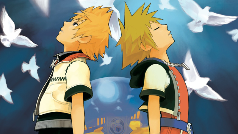 Illustration for article titled Read the First Chapter of the Kingdom Hearts IIManga, Right Here for Free