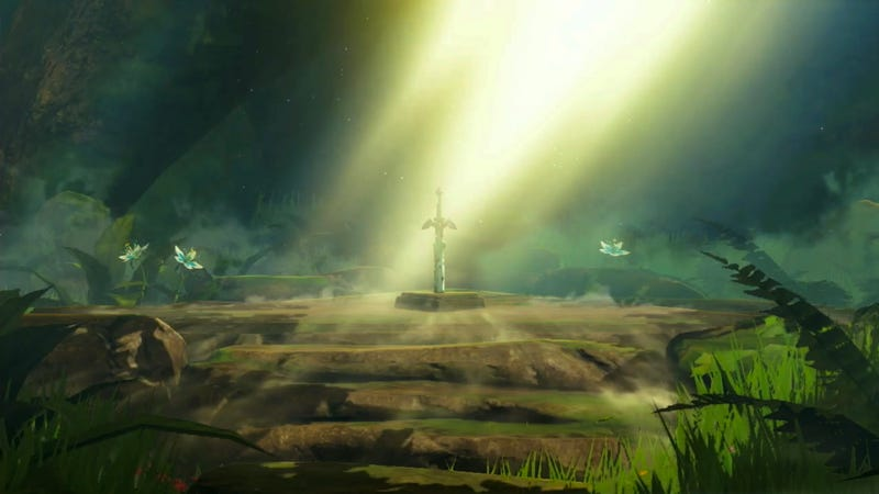 Illustration for article titled Nyren's Corner: Breath of the Wild's Timeline Placement May Have Been Revealed