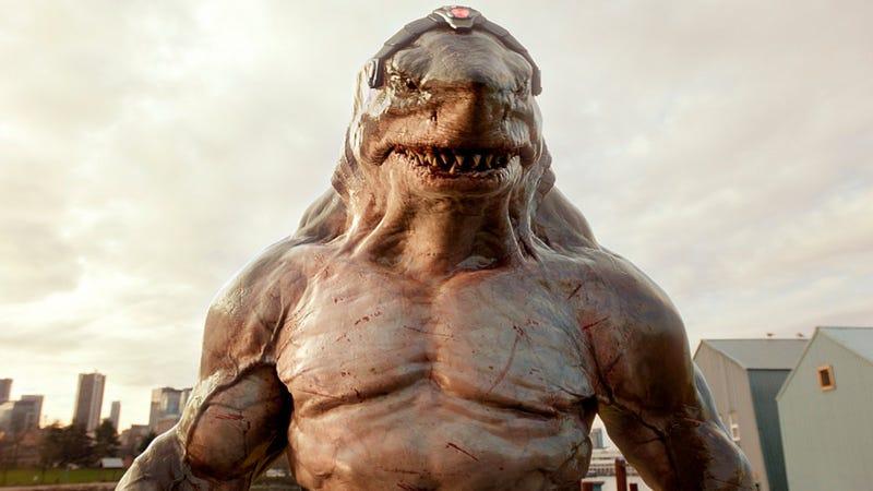 Illustration for article titled King Shark, Polka Dot y más: los extraños héroes que James Gunn baraja para la nueva Suicide Squad