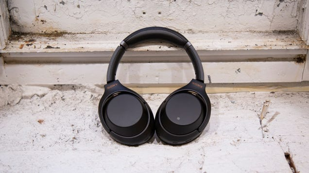 Listen Up: The Best Noise Canceling Headphones Down to Just $255 Right Now