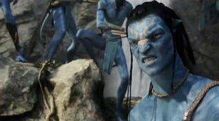 Illustration for article titled Deleted Avatar Sex Scene Opens Up Some Serious Bestiality Issues