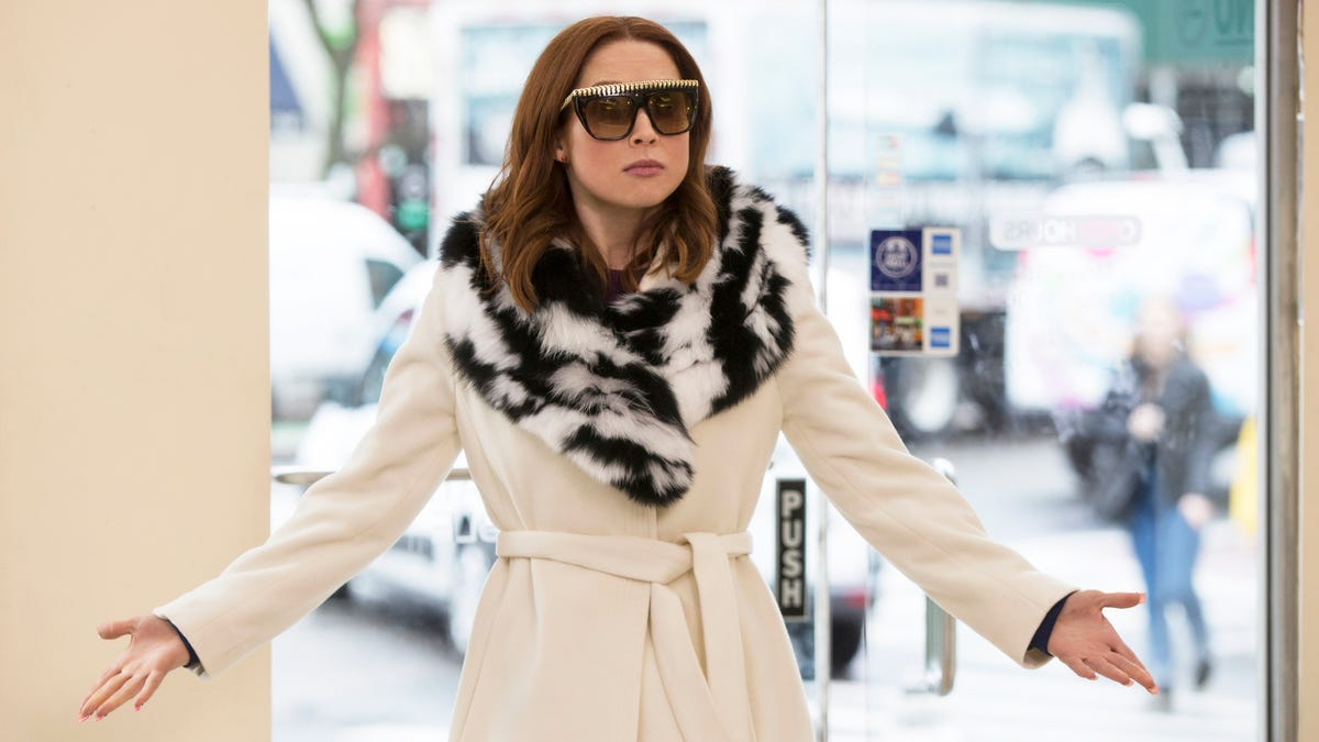 Rich people are horrifying on Unbreakable Kimmy Schmidt