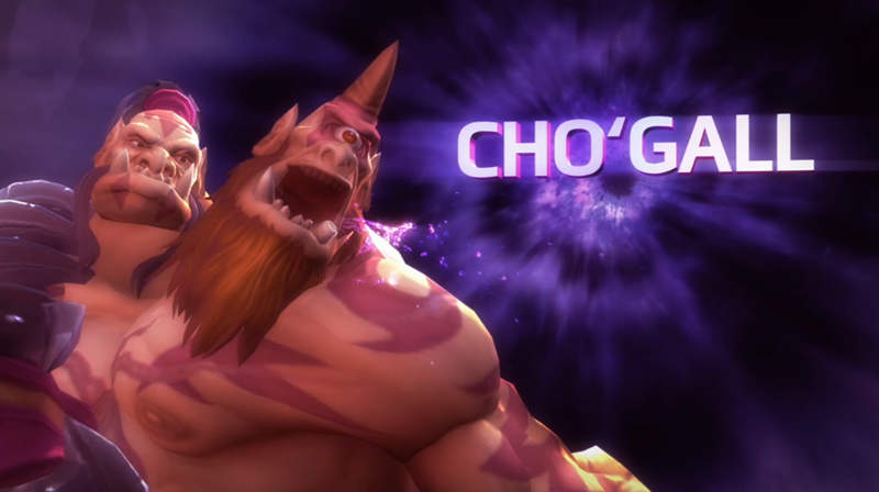 Illustration for article titled Crazy New Heroes of the Storm Character Is Controlled By Two People At Once