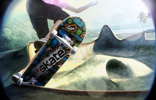 Illustration for article titled For Your Viewing Pleasure, New Skate 2 Screens