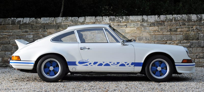 Illustration for article titled Good Lord: Porsche Carrera RS Prices Have Skyrocketed Nearly 700 Percent
