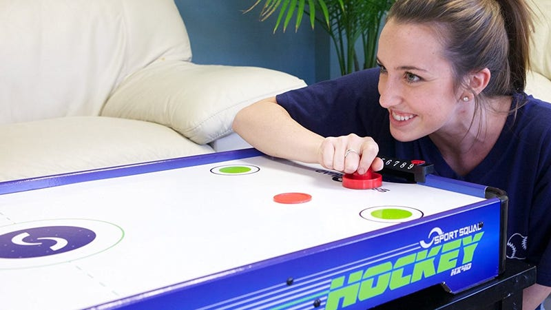 Sport Squad HX40 Air Hockey Table, $37