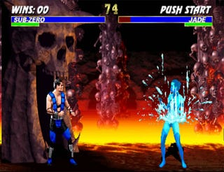 Illustration for article titled Ultimate Mortal Kombat 3, Worms Cheapened As XBLA Hits