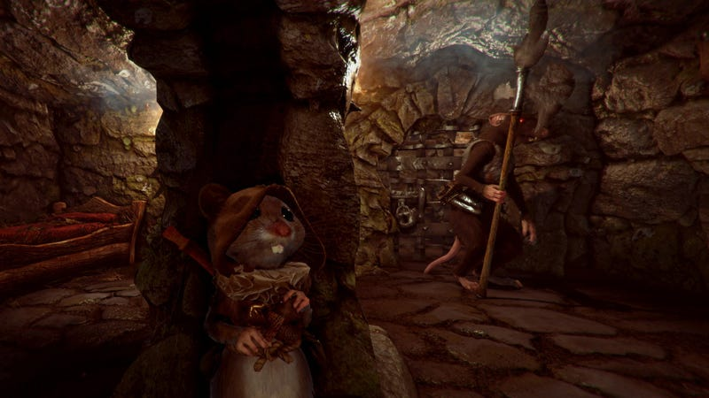 Illustration for article titled Ghost Of A Tale Is This Year's Second Really Good Game About A Mouse