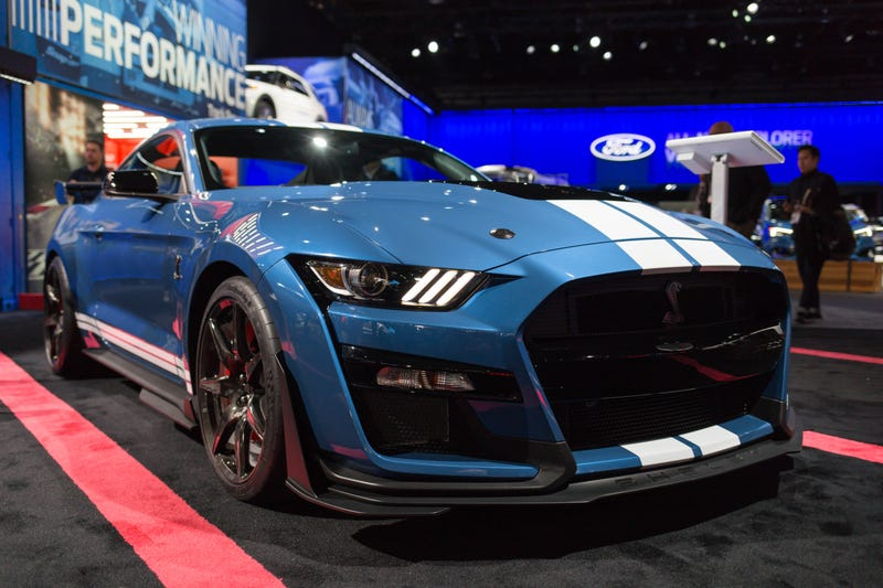 2020 Ford Mustang Shelby GT500: Twelve Badass Details on Ford's Latest 'Stang