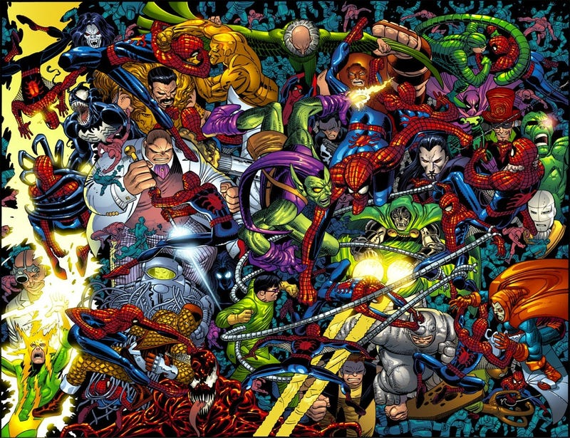 Illustration for article titled Top Ten Spider-Man Villains to Adapt to Live Action