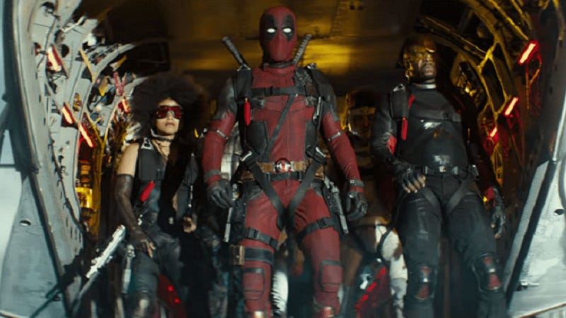 Our 10 Favorite Surprises in Deadpool 2, Ranked
