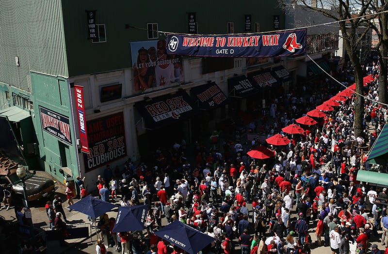Illustration for article titled Red Sox Will Change Yawkey Way's Name So That It No Longer Honors A Dumb Racist