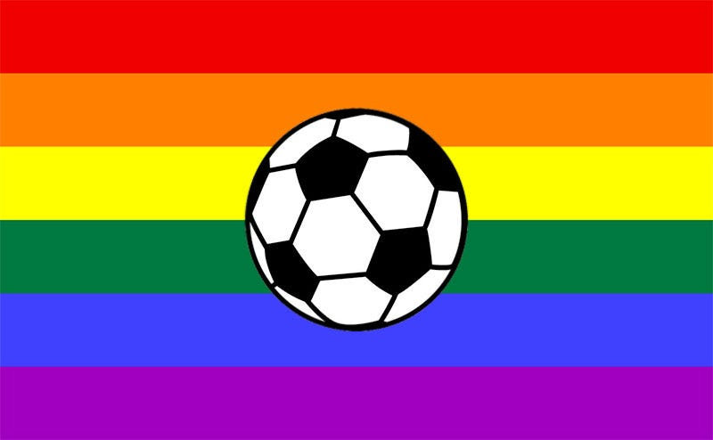 This soccer videogame will include players who come out as gay