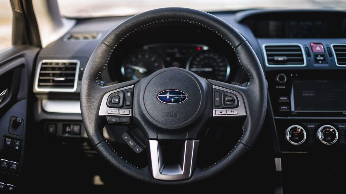 2017 Subaru Forester The Jalopnik Review Engines Boxer 4wd Diagram