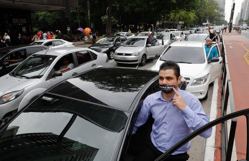 Uber dice que sentencia de tribunal europeo no tiene