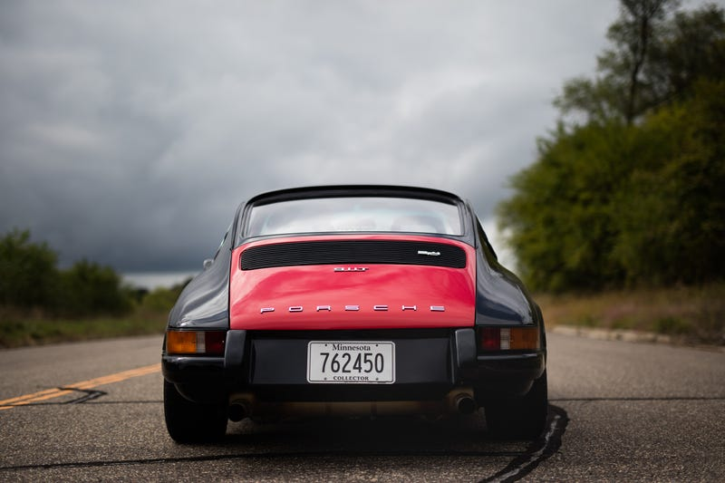 What It S Really Like To Own A Vintage Air Cooled Porsche 911