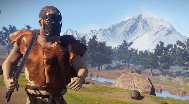 Rust Designer Explains The Game's $4 Million In Refunds