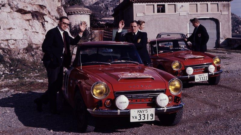 Photo Credit: Nissan Heritage