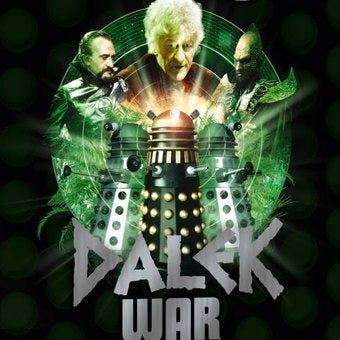 Illustration for article titled The Dalek War DVDs Are Lovely, Exterminating Hell