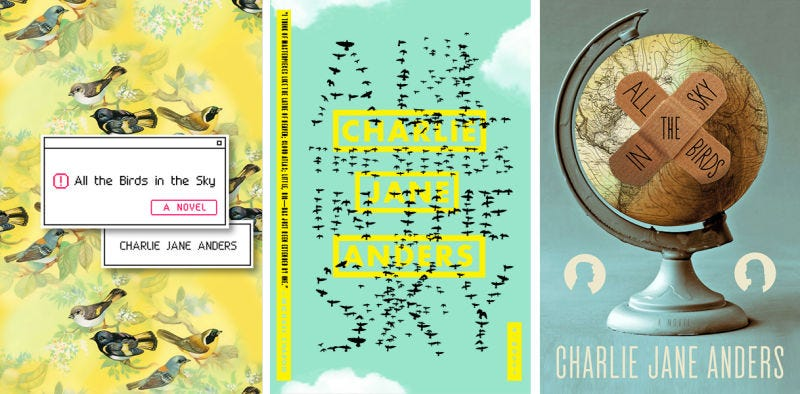 Illustration for article titled io9 Co-Founder Charlie Jane Anders Wins Best Novel at This Year's Nebula Awards