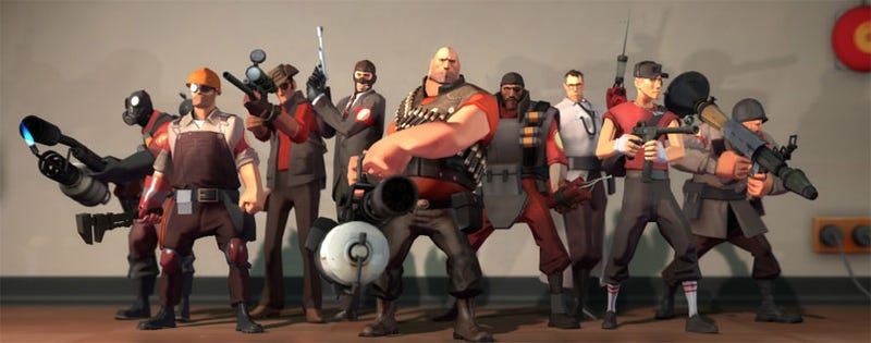 Illustration for article titled Team Fortress 2 No Longer Disappointed, Just A Little Upset