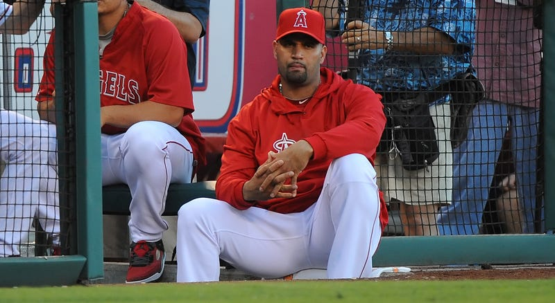 Illustration for article titled Albert Pujols Will Sue You If You Say He Used PEDs