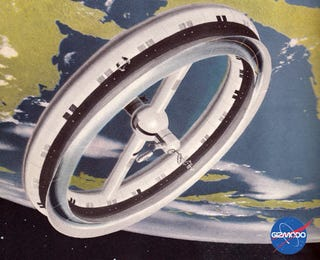 Illustration for article titled The Space Station We Were Supposed To Get 40 Years Ago