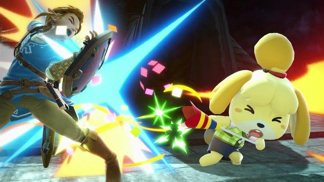 Top Smash Bros. Competitors Want Special Treatment
