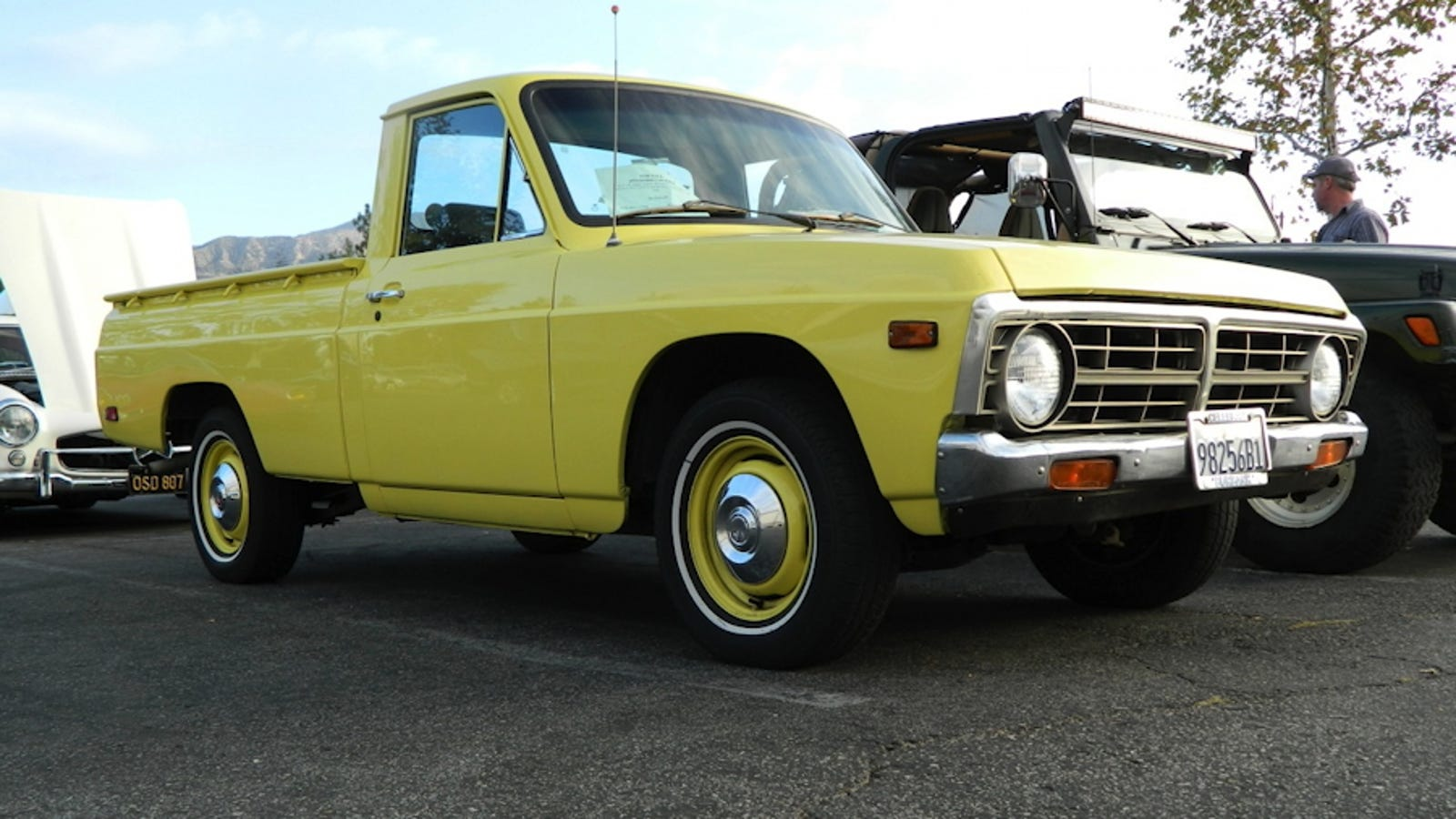 For $6,500, Do You Think This 1974 Ford Courier Will Deliver?
