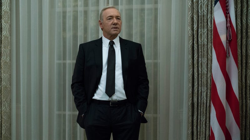 Captivating House Of Cards Might Fix Its Kevin Spacey Problem By Simply Killing Him Off