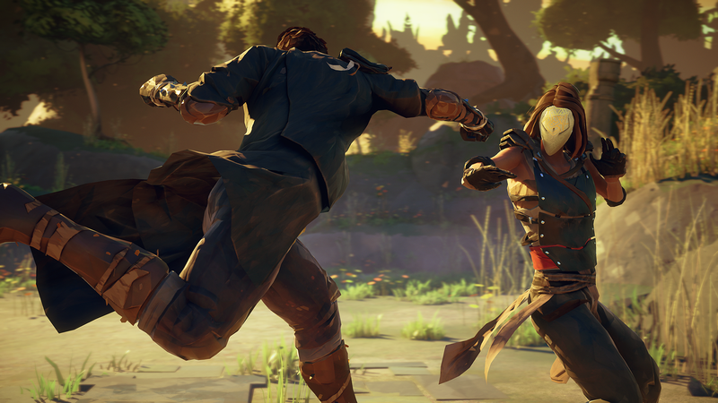 Illustration for article titled Absolver's Trendiest Move Is Literally A Slap To The Face