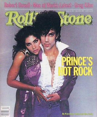 Vanity and PrinceRolling Stone