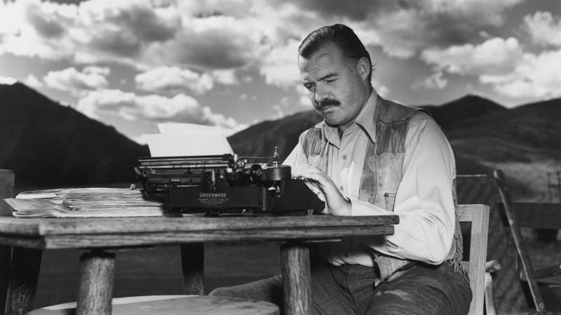 Illustration for article titled A TV adaptation of Ernest Hemingway's memoir A Moveable Feast is in the works