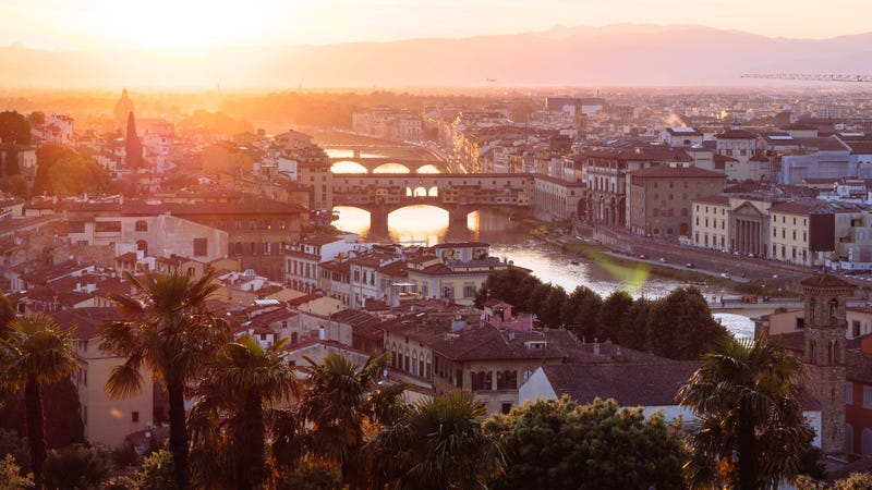 Florence and Rome Vacation Package