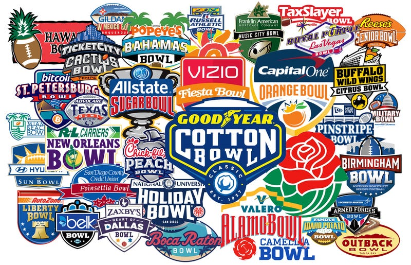 Illustration for article titled Saturday College Football Thread: BOWL Edition