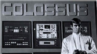 Illustration for article titled Men in Black screenwriter joining Will Smith's Colossus: The Forbin Project remake
