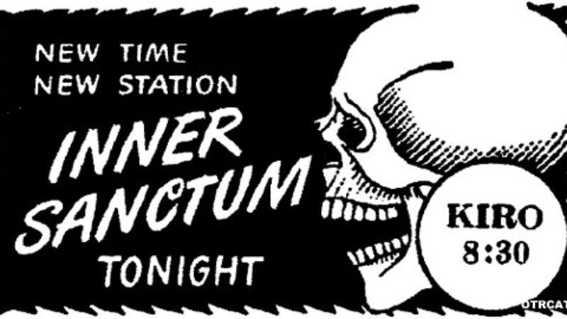 """Illustration for article titled """"Lights out, everyone"""": 13 old radio shows to creep you out for Halloween"""