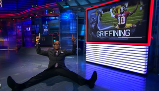 "Illustration for article titled Bristolmetrics: ""Griffining"" Got More SportsCenter Coverage Than The NHL Lockout"