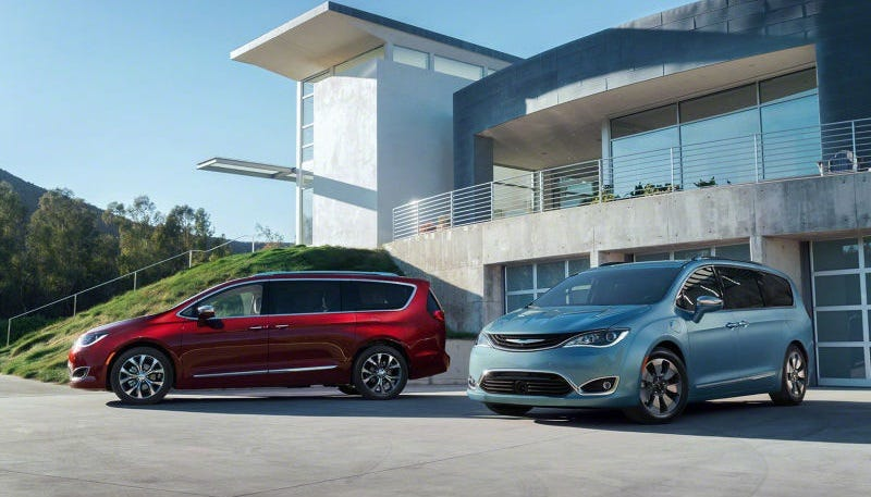 Presenting The All New 2017 Chrysler Town Country Which Is Actually Now Officially Pacifica Last Beacon Of Hope In Age Where Traditional