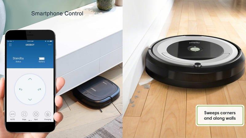 ECOVACS Slim Neo Robotic Vacuum | $160 | Amazon | After $30 couponiRobot Roomba 690 | $275 | Amazon