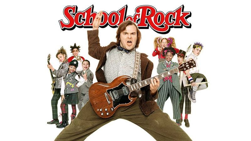 Illustration for article titled Andrew Lloyd Webber attempting to make School Of Rock into a hit Broadway musical