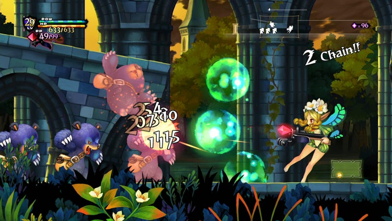 Illustration for article titled Odin Sphere: Leifthrasir Shows Off Its Revised Battle System