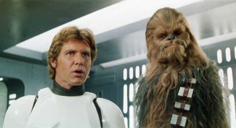 Illustration for article titled La nueva compañera de Han Solo en su primera película en solitario será una androide