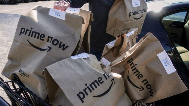 Amazon Is Reportedly Planning to Expand Whole Foods Because ofCourseIt Is