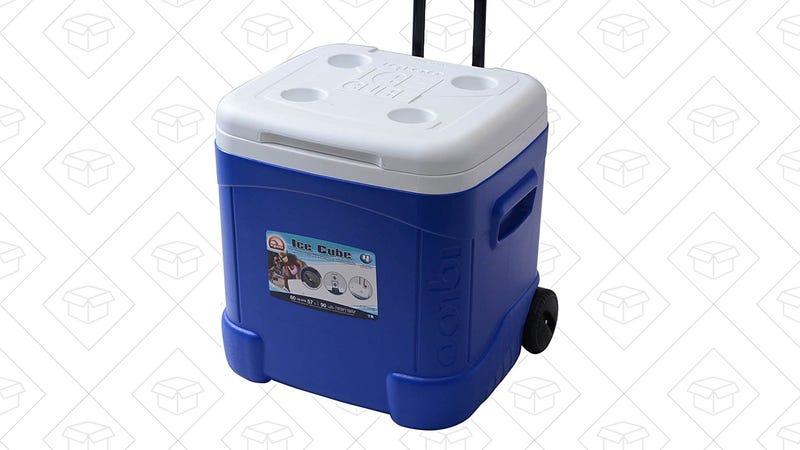 Igloo Ice Cube Roller Cooler, $24