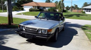 Illustration for article titled Would You Go For This Restored 1986 Saab 900 Turbo Ragtop For $20,000?